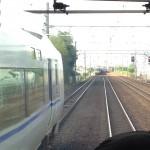 電車に乗るなら先頭車両に乗りましょう!
